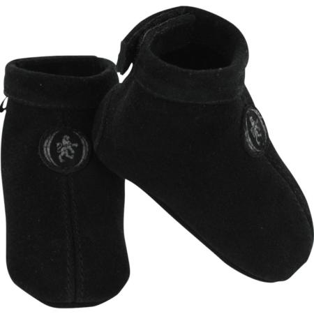 Kraamcadeau voor jongen of meisje - Geboortedoos Blah Blah Blah ! Hip en modern geboortecadeau met Oxxy schoentjes voor jongen of meisje