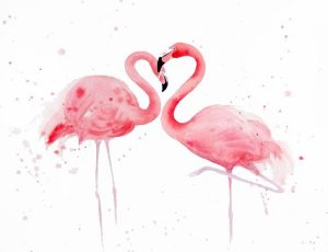 Flamingo cadeaus zijn helemaal geweldig om te geven
