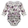 Geboortemand meisje - met kleertjes van Ducky Beau - Flower. Hoe leuk is deze geboortemand? Met heerlijke kleertjes en pop in mooie herfstkleuren