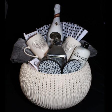 Luxe geschenkpakket Love together - Huwelijkscadeau Love together