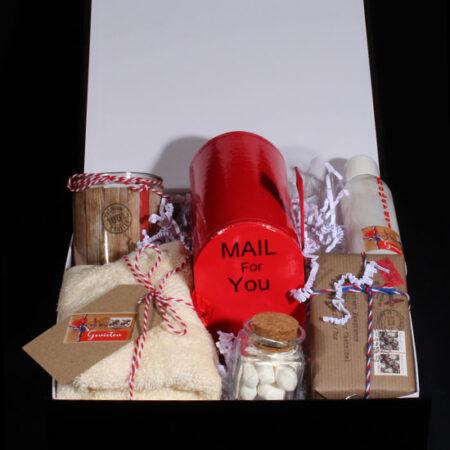 Dit een echt origineel cadeaupakket voor zieken, verjaardag, zomaar