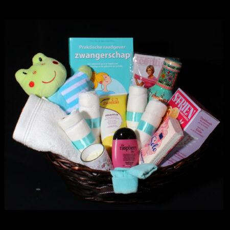 zwangerschap geschenkpakket voor een onvergetelijke zwangerschap