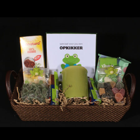 Beterschap pakket opkikkeren - Speciaal voor jou een opkikker