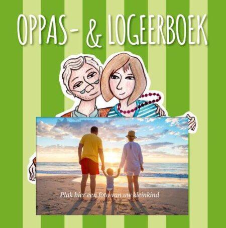 Oppasboek voor opa en oma
