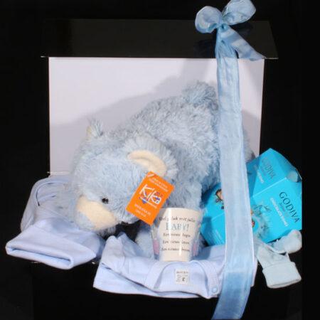 Geboortecadeau voor het goede doel Kika