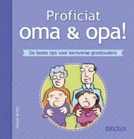 Cadeau voor Opa en Oma met boekje voor grootouders