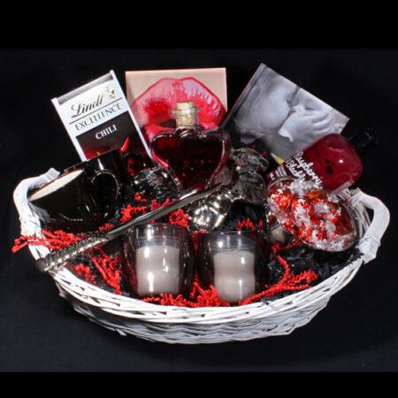 Huwelijks geschenkpakket - Cadeau voor huwelijk - Jij bent om te zoenen. Zo'n origineel huwelijks cadeau vind je niet snel ergens anders